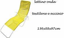 Huatong STC0294 Beistellbett Onda, Textiline,