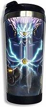 huatongxin One Punch 13.5 Oz Double Layer Vacuum