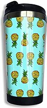 huatongxin Pineapple On Turquoise Kaffeetasses