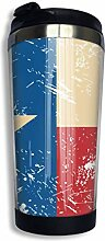 huatongxin Texas Retro Flag Kaffeetasses