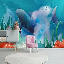 HUATULAI Wandgemälde 3D Hintergrund Fototapete