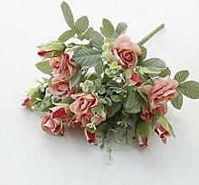 HUAYIFANG 18 Rosen Emulation Blumenstrauß Diamant
