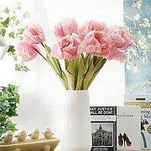 HUAYIFANG Künstliche Blumen Tulpe Blume