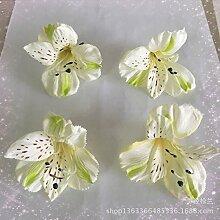 HUAYIFANG Silk Blume Emulation Emulation Blume