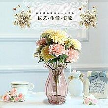 HUAYIFANGDas Wohnzimmer Dekoration Blumen Hochzeit