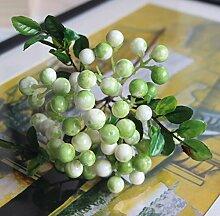 HUAYIFANGSingle Acacia Simulation Schaum Obst,