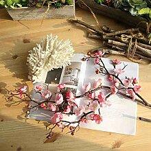 HUAYUH 1 Stücke Künstliche Pflaumenblüte