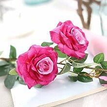 HUAYUH 3 Köpfe/Blumenstrauß Seidentee