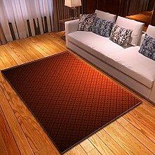 HUBO Teppich Bunter Teppich Moderner