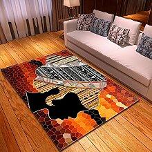 HUBO Teppich EuropäIscher Klassischer Teppich
