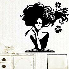Hübsche WomanKitchen Wandaufkleber Tapete Für