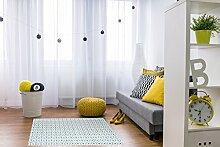 Huella Deco Nordic Teppich Carpet Mat Floor,
