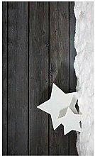 Huella Deco Shabby Teppich Carpet Mat Floor,