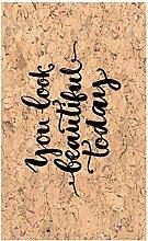 Huella Deco Special Words Teppich Mat Floor,