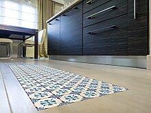 Huella Deco Steingut Teppich Carpet Mat Floor,
