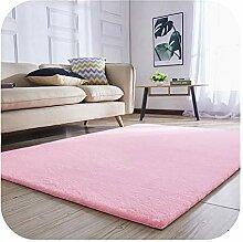 Huge Pelz-Wolldecke | Wohnzimmer Teppich Kaninchen