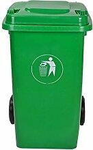 HUHAORAN2021 Mülleimer Verdicken Sie im