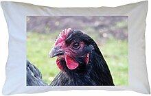 Huhn, Hühner) BIRD Kissenbezug (1) Bild#11
