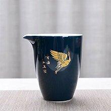Hui Ni große Keramiktasse, kreatives