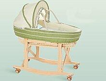 Huifang Babykorb QFFL tilan Baby-Korb-Stroh-heraus