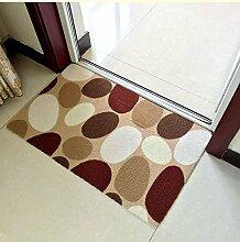 Huihong Türmatten, Teppich im Foyer Tür Fußmatte Türmatten, B, 45 * 120 Cm