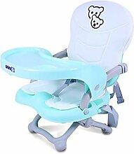 HUIHUAN Babytischsitz Travel Booster Seat mit