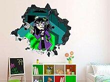 HUIHUI Kids 3D Aussehen-Kinderzimmer Jungen und