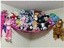 Huijukon große Hängematte für Spielzeug, aus