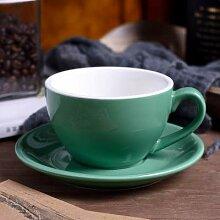 HUIJUNWENTI 220ml Hochwertige Keramik-Kaffeetassen