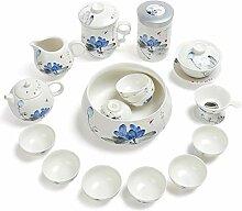 HuiLai Zhang Keramik Kung Fu Tee-Set (Farbe: