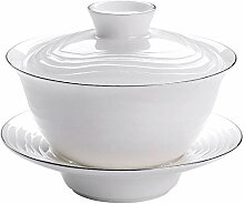 HuiLai Zhang weißes Tee-Set Feuchtigkeitspflege