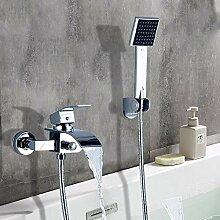 Huin Badewanne Duscharmatur Wasserfall Wasserhahn
