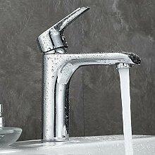 Huin Waschbecken Wasserhahn Messing Bad Wasserhahn