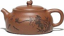 HuiQing Zhang Berühmte handgefertigte Teekanne