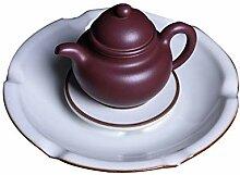 HuiQing Zhang Celadon Teekanne mit Kugellager auf