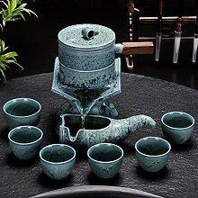 HuiQing Zhang Tee-Set mit automatischem