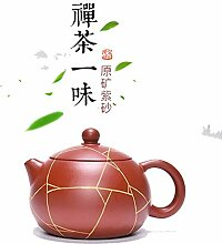 HuiQing Zhang Teekanne mit berühmtem Handrippe