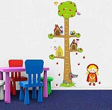HULINJI Tiere Apfelbaum Höhe Maßtabelle