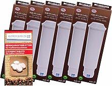 Human-Wellness 6 x Filterpatrone kompatibel Nivona