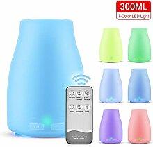 Humidifier 300ml Aroma Diffuser Mini