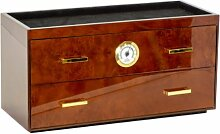 Humidor Premium Classic Zigarren-Humidor Edler