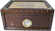 Humidor Supreme 100-cigar 'Maiden Voyage'