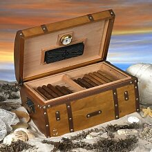 Humidor Supreme Gold Rush Box by Quality Importers