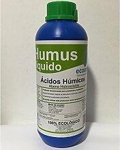 Humus Liquido 100% Ecologico 1lt–ecocelta