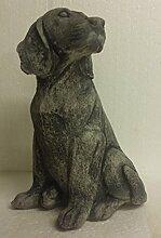 Hund Labrador 7,4 Kg Tim Welpe liegend Tierfigur