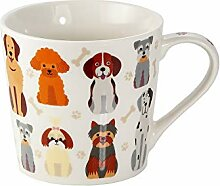 Hund Tasse Große Kaffeetasse Becher Teetasse
