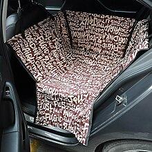 Hundedecke Auto - Autoschondecke für Hunde -