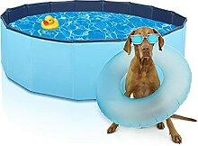 Hundepool 120 cm Schwimmbecken Für Kleine Hunde