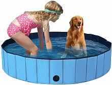 Hundepool faltbar Pet Bath Pool Planschbecken