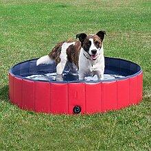 Hundepool - Tragbar Planschbecken Schwimmbecken